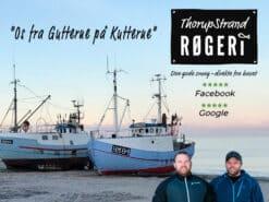 Jesper og Bo / Gutterne på Kutterne